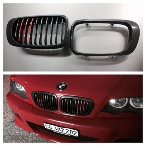 BMW-M3-Rot